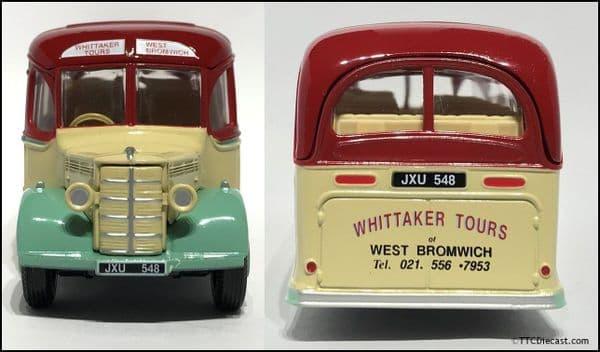 CORGI 97109 BEDFORD OB/DUPLE VISTA - Whittaker (West Bromwich) * PRE OWNED *